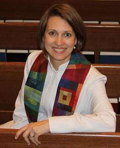 Rev Nanette Pitt